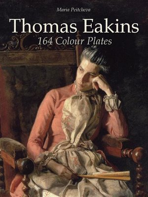 cover image of Thomas Eakins