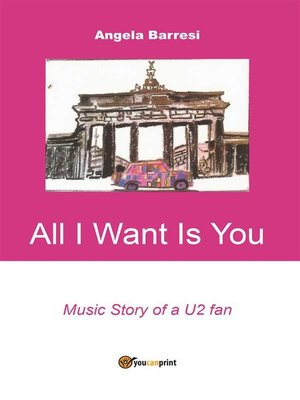 cover image of All I want is you