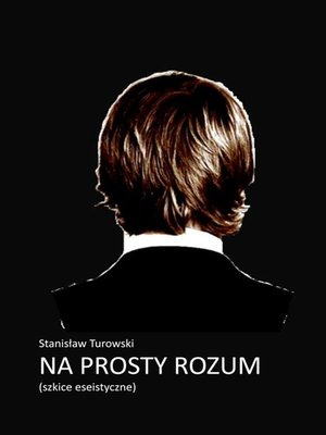 cover image of Na prosty rozum