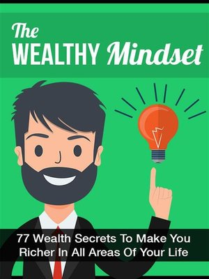 cover image of The Wealthy Mindset