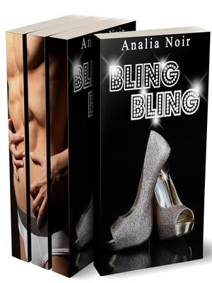 cover image of BLING BLING (L'Intégrale)