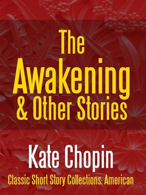 cover image of The Awakening & Other Stories