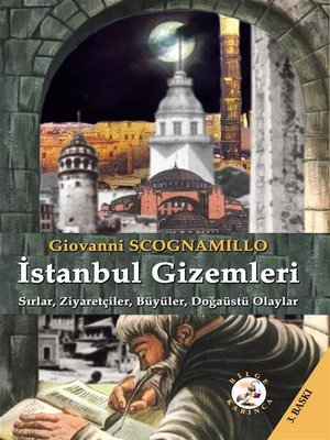 cover image of İstanbul Gizemleri