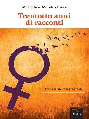 cover image of Trentotto anni di racconti