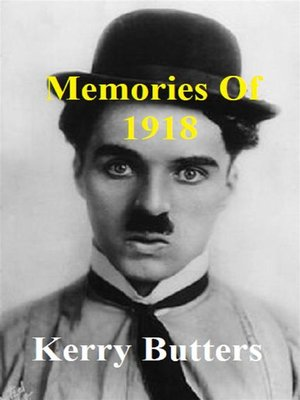 cover image of Memories of 1918