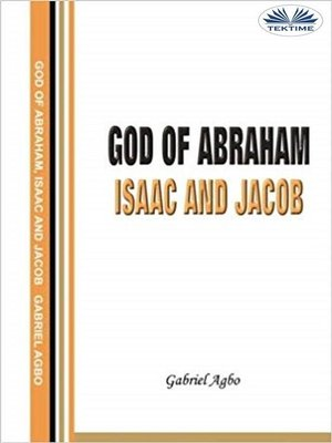 cover image of God of Abraham, Isaac and Jacob