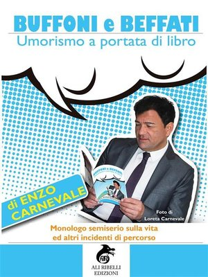 cover image of Buffoni e beffati