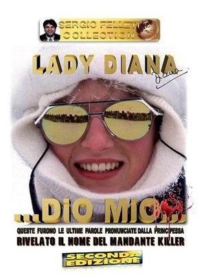 cover image of Lady Diana--Dio mio