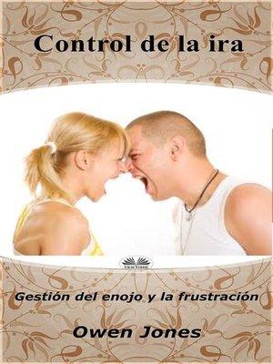 cover image of Control De La Ira