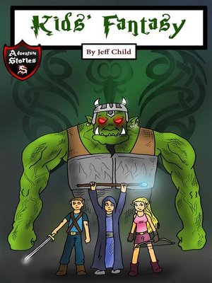 cover image of Kids' Fantasy