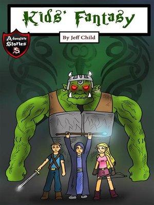 cover image of Kids' Fantasy