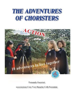 cover image of The Adventures of the Choristers