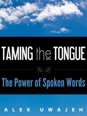 cover image of Taming the Tongue