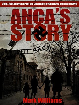 cover image of Anca's Story--a novel of the Holocaust