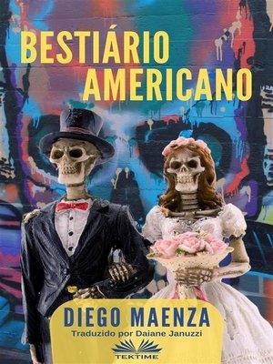 cover image of Bestiário Americano