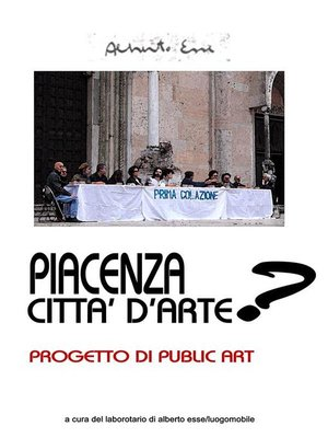 cover image of Piacenza Città d'Arte?
