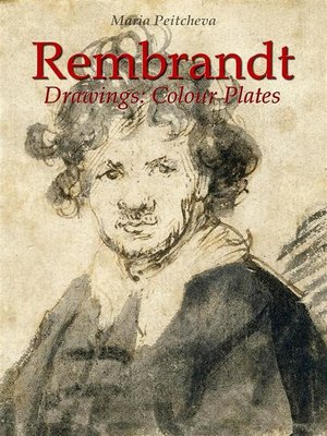cover image of Rembrandt Drawings