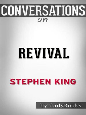 cover image of Conversation Starters: Revival--by Stephen King