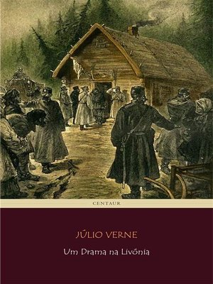 cover image of Um Drama na Livónia