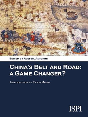 cover image of China's Belt and Road--A Game Changer?