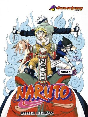 cover image of Naruto 5