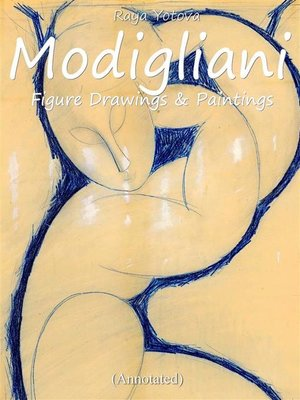 cover image of Modigliani--Figure  Drawings & Paintings (Annotated)