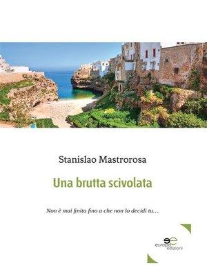 cover image of Una brutta scivolata