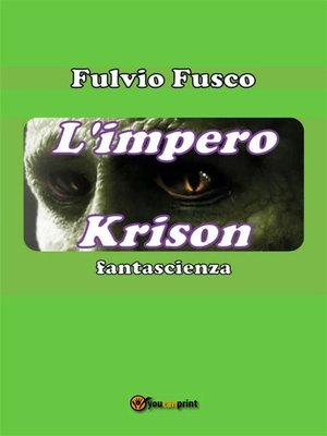 cover image of L'impero Krison