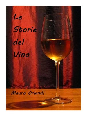 cover image of Le Storie del Vino