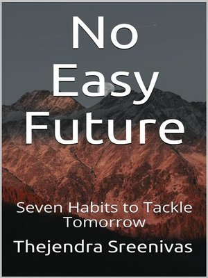 cover image of No Easy Future!