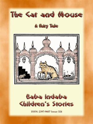 cover image of THE CAT AND THE MOUSE--A Fairy Tale from Persia