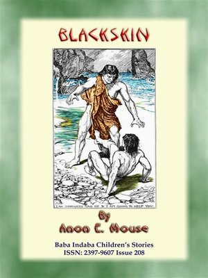 cover image of BLACKSKIN--A Baba Indaba American Indian Children's Story