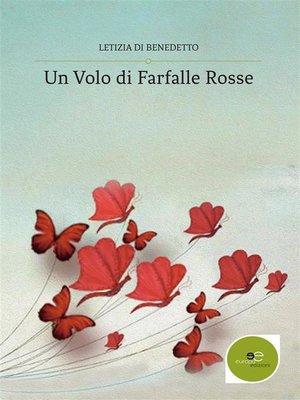 cover image of Un Volo di Farfalle Rosse