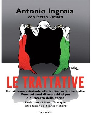 cover image of Le trattative