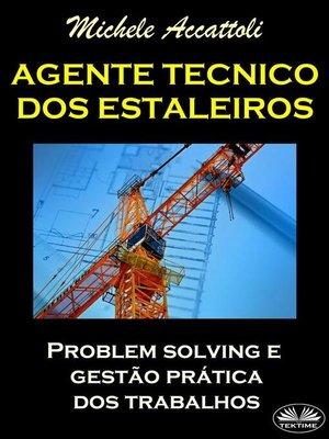cover image of Agente Técnico Dos Estaleiros