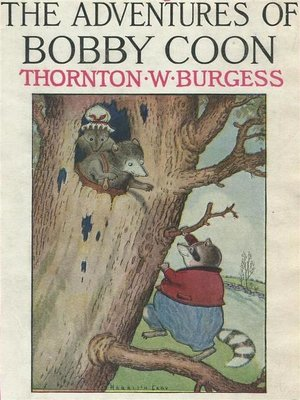 cover image of The Adventures of Bobby Coon