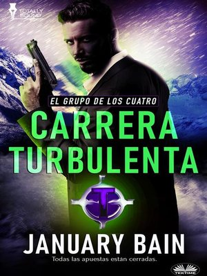 cover image of Carrera Turbulenta