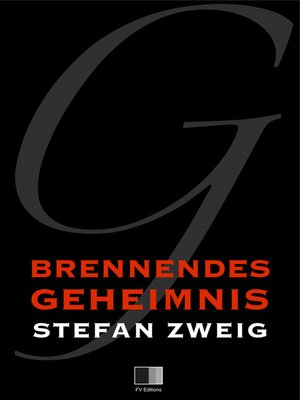 cover image of Brennendes Geheimnis