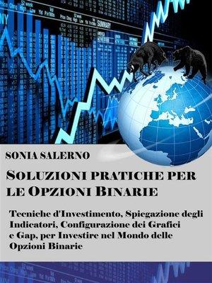 cover image of Soluzioni pratiche per le opzioni binarie