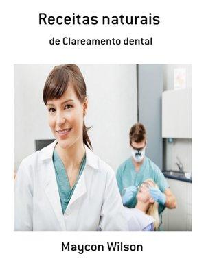 cover image of Receitas naturais