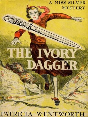 cover image of The Ivory Dagger