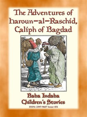 cover image of The Adventures of Haroun-al-Raschid Caliph of Bagdad--a Turkish Fairy Tale