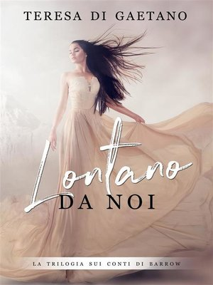 cover image of Lontano da noi