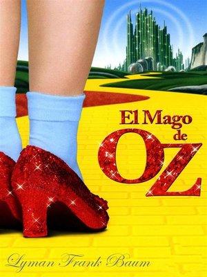 cover image of El mago de Oz --Iustrado