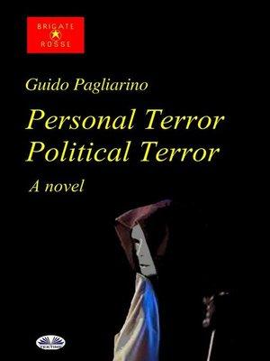 cover image of Personal Terror Political Terror