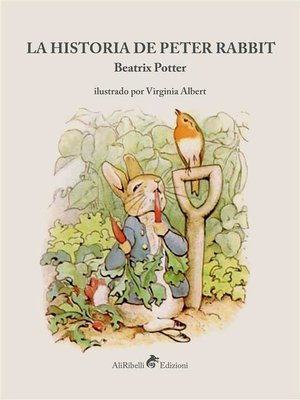 cover image of La Historia de Peter Rabbit