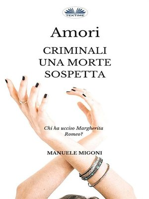 cover image of Amori Criminali Una Morte Sospetta