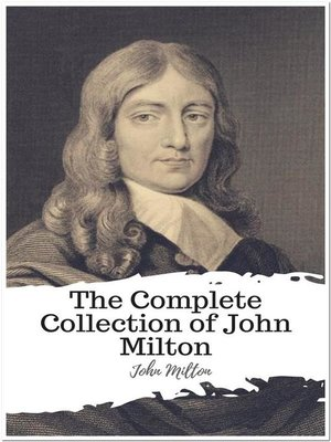 cover image of The Complete Collection of John Milton