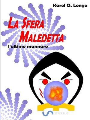 cover image of La sfera maledetta