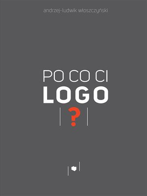 cover image of Po co ci logo?